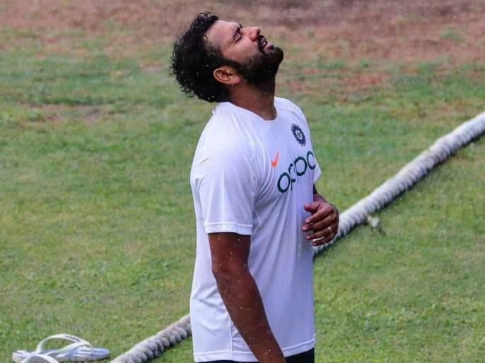 India vs West Indies: just One six and Rohit Sharma reach historic milestone in 1st T20I   India vs West Indies: एक षटकार अन् रोहित शर्मा बसणार विक्रमाच्या शिखरावर!
