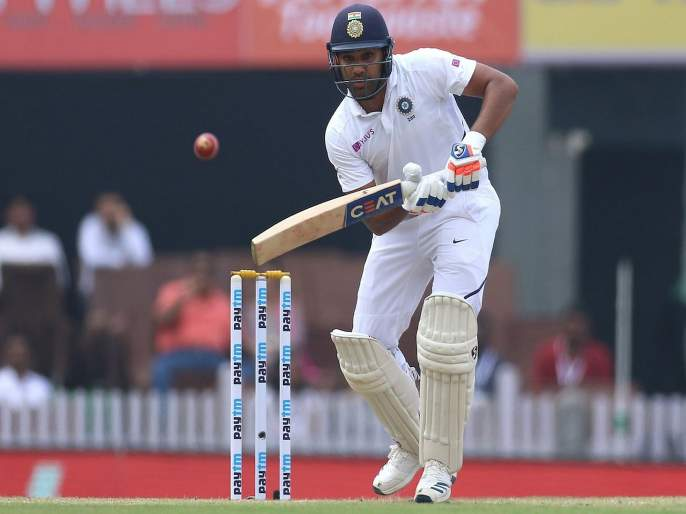 India vs South Africa, 3rd Test : Rohit Sharma equal with Gautam Gambhir and Mohammad Azharuddin | India vs South Africa, 3rd Test : रोहित शर्माचा विक्रम; गंभीर, अझरुद्दीन यांच्याशी बरोबरी
