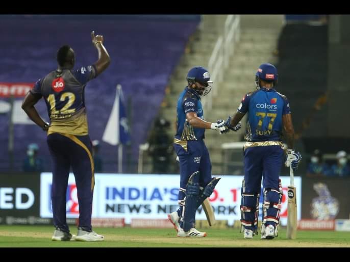 MI vs KKR Latest News : Rohit Sharma complet 850+ runs against KKR, Most runs against a team in IPL | MI vs KKR Latest News : रोहित शर्मानं मोडला David Warnerचा विक्रम; IPLमध्ये कुणालाच जमला नाही हा पराक्रम