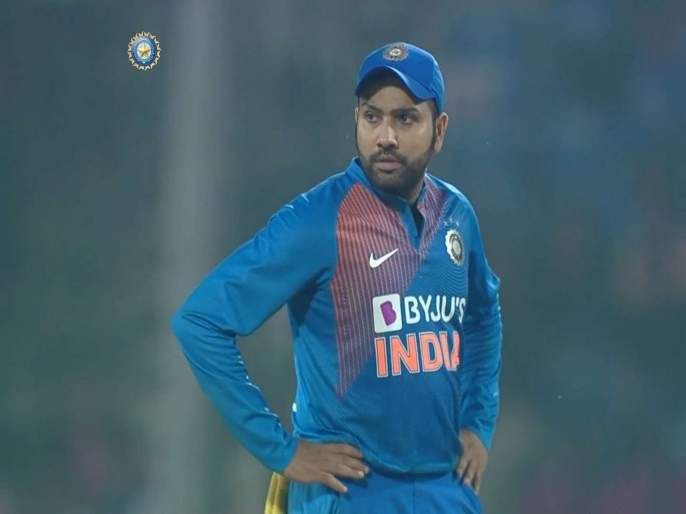 India vs Bangladesh, 3rd T20I : Rohit Sharma left with a frustrated after Rishabh Pant's poor DRS call | India vs Bangladesh, 3rd T20I : DRS घेण्यात रिषभ पंत पुन्हा चुकला अन् रोहितनं डोक्यावर हात मारला
