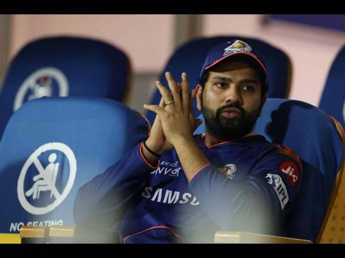 MI vs RR Latest News : Rohit Sharma is a doubtful to play against Rajasthan Royals Today   MI vs RR Latest News : रोहित शर्माची दुखापत गंभीर? आजच्या सामन्यातही खेळणार नाही