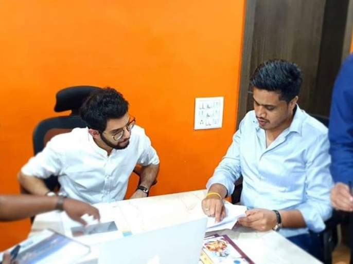 rohit pawar aditya thackeray trying get world heritage forts maharashtra | गड-किल्ल्यांच्या संवर्धनासाठी आदित्य ठाकरे, रोहित पवारांचा पुढाकार