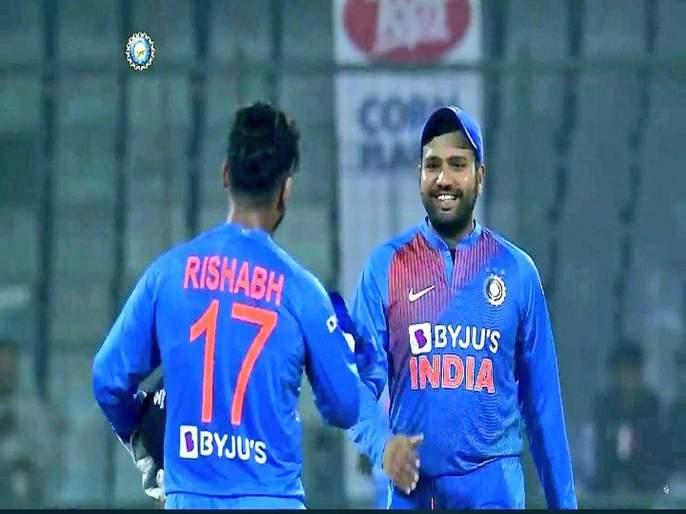 India vs Bangladesh, 1st T20I: Captain Rohit Sharman tells Team India's real reason for defeat | India vs Bangladesh, 1st T20I: कर्णधार रोहित शर्मानं सांगितलं टीम इंडियाच्या पराभवाचं खरं कारण