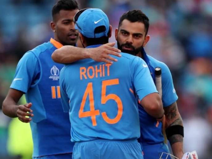 Virat Kohli – Rohit Sharma rift talks 'absolute nonsense', team management miffed with rumours | विराट कोहली-रोहित शर्मा यांच्यातील कथित वादावर संघ व्यवस्थापनाचं मोठं विधान