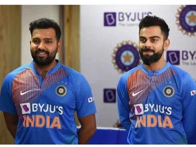 Rohit Sharma extends wishes to Virat Kohli on 31st birthday. Here's how fans reacted | रोहित शर्मानं दिल्या विराट कोहलीला वाढदिवसाच्या शुभेच्छा, चाहत्यांच्या आल्या अशा प्रतिक्रिया