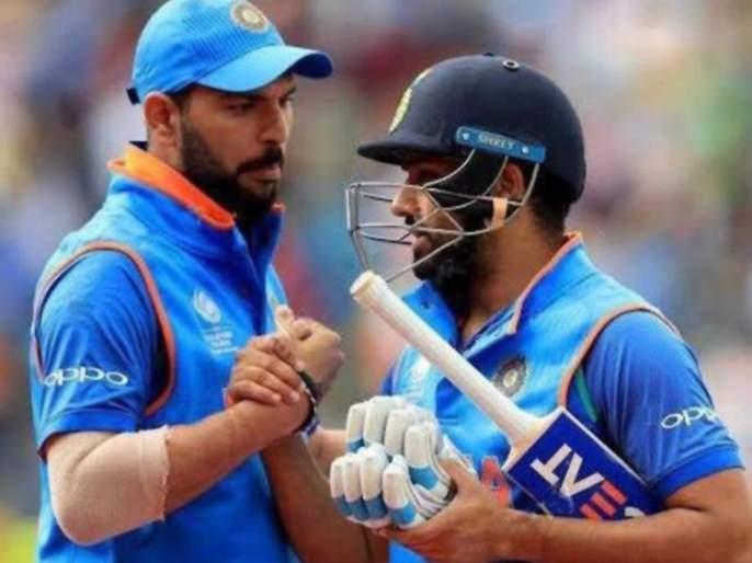 India vs West Indies, 3rd ODI: Rohit Sharma on brink of surpassing Yuvraj Singh in elite list   India vs West Indies, 3rd ODI : हिटमॅन रोहित शर्मा आज युवराज सिंगचा 'खास' विक्रम मोडणार!