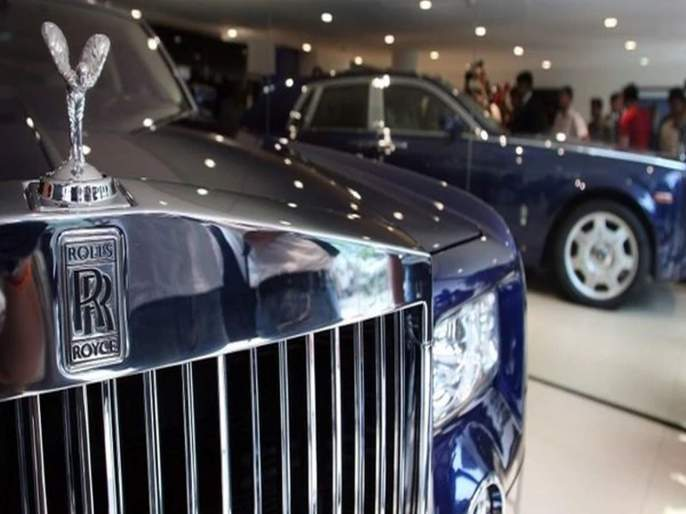 Rolls Royce in trouble; Notice sent by ED for money laundering | रोल्स रॉयस अडचणीत; ईडीने पाठविली नोटीस