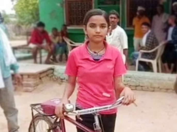 She cycled 24 km every day to school, scoring 98 per cent marks in Class X exams.   रोज २४ किमी सायकल चालवत जायची शाळेत, दहावीच्या परीक्षेत मिळवले ९८%