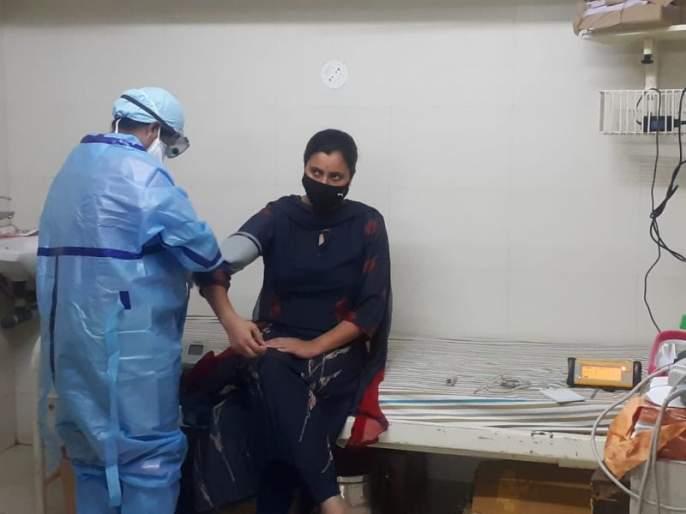 Navneet Rana admitted to Wockhardt Hospital, Nagpur | नवनीत राणा नागपूरच्या वोक्हार्ट हॉस्पिटलमध्ये दाखल