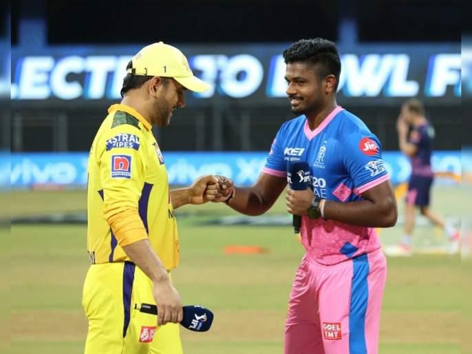 IPL 2021, CSK vs RR T20 Live : MS Dhoni become the first player to captain a franchise for 200 matches in T20s | IPL 2021, CSK vs RR T20 Live : महेंद्रसिंग धोनीनं इतिहास घडविला, आयपीएलमध्ये लय भारी कामगिरी करणारा कर्णधार ठरला