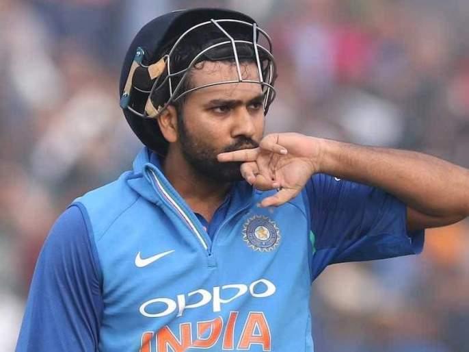 Rohit Sharma breaks all records with only one innings ... | फक्त एकाच खेळीत रोहित शर्माने मोडीत काढले सर्व विक्रम...