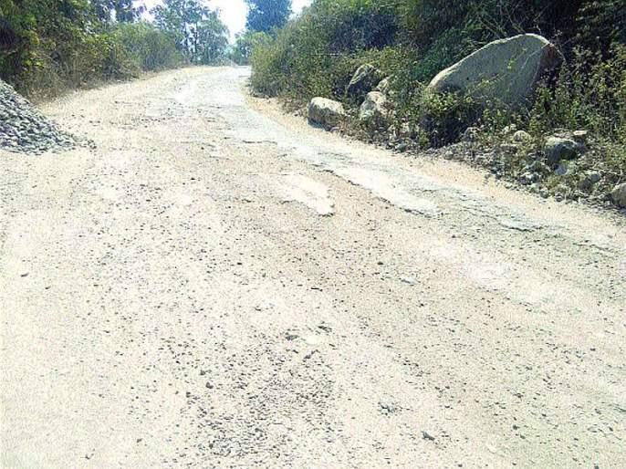 Dighi-Pune Highway Daina   दिघी-पुणे महामार्गाची दैना