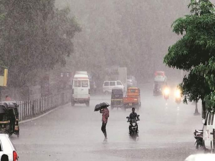 Monsoon arrives in Kerala on June 1; low pressure area in Arabian Sea | मान्सूनचे १ जूनला केरळात आगमन;अरबी समुद्रात कमी दाबाचे क्षेत्र
