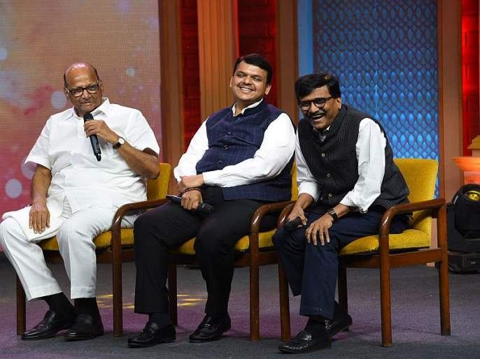 Maharashtra Government: I do not remember the pain inside, Sanjay Raut's again target bjp | Maharashtra Government : 'याद मुझे दर्द पुराने नही आतें', संजय राऊतांनी 'शायरी'तून भाजपाला डिवचले