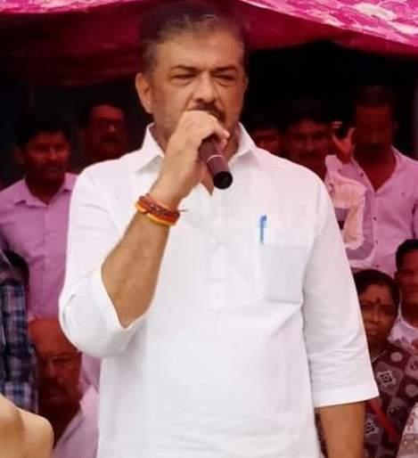 BJP workers threaten by Congress MLA in Nagpur district | नागपूर जिल्ह्यात कॉँग्रेसच्या आमदाराचीभाजप कार्यकर्त्यांना धमकी