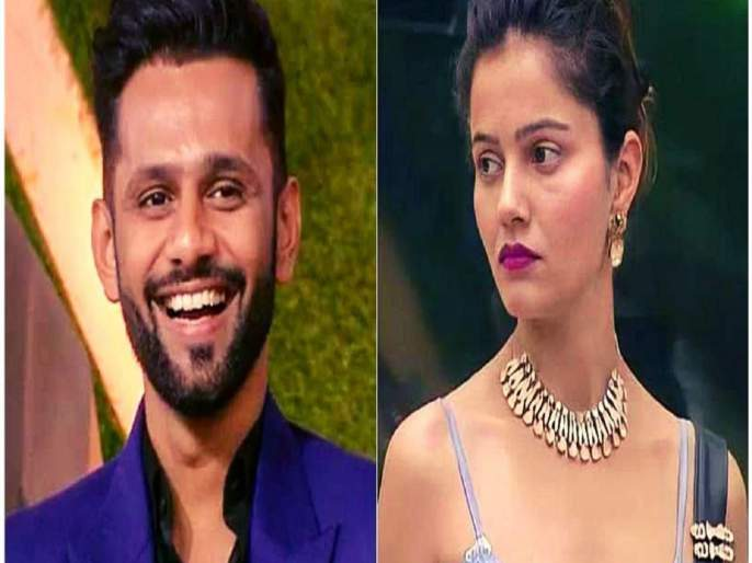 "Bigg Boss 14 Rahul Vaidya calls Rubina Dilaik Nala Sopara Ki Queen | Bigg Boss : ""ही तर नालासोपाऱ्याची राणी""; राहुल वैद्यनं उडवली रुबीना दिलाईकची खिल्ली"