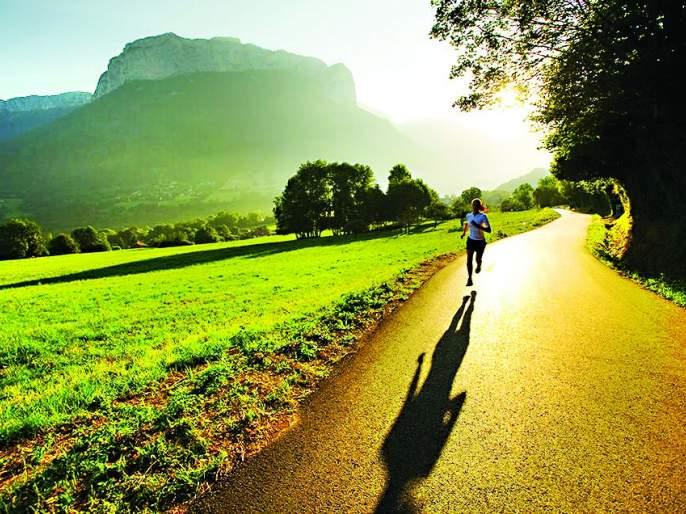 If you want to extend your life, run daily! | आयुष्य वाढवायचं असेल तर रोज पळा!