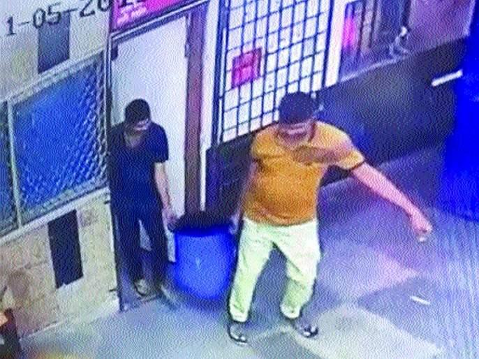 Water theft from the office of the Railway Manager | रेल्वे प्रबंधकाच्या कार्यालयातून पाणीचोरी