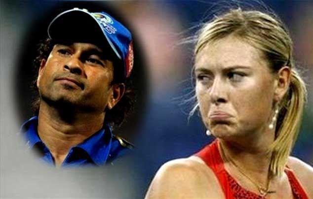 Who is Sachin Tendulkar, Maria Sharapova's controversial statement ...prl | कोण आहे हा सचिन तेंडुलकर, मारिया शारापोव्हाचे वादग्रस्त विधान अन्...