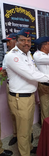 Death of Satara policeman while performing duty   कर्तव्य बजावत असताना सातारा पोलिसाचा मृत्यू