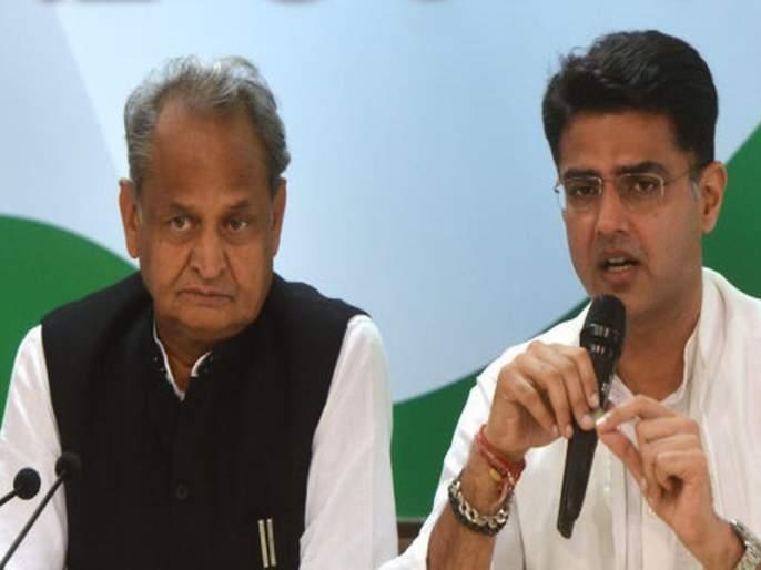 Rajasthan crisis ends prodigal Pilot returns after meeting Rahul gandhi | बंड शमले! सचिनपायलट काँग्रेसमध्येच;राजस्थान नाट्यावर पडदा