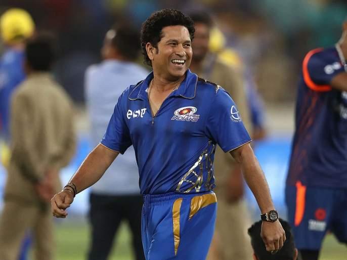 ICC trolls Sachin Tendulkar's bowling in nets, Master Blaster's response is winning the Internet | सचिन तेंडुलकर पाय जरा जपून टाक, ICCचा मोलाचा सल्ला अन्...
