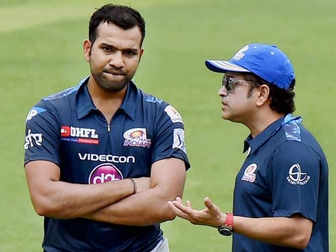 That's why Rohit Sharma is the captain of Mumbai Indians, Say Sachin Tendulkar | रोहित शर्माकडे मुंबई इंडियन्सचं कर्णधारपद का सोपवलं? सचिन तेंडुलकरनं सांगितलं कारण