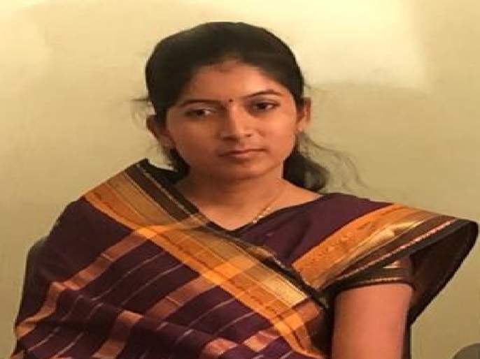 Karjat: 'I am in BJP' - sadhana Kadam | कर्जत : 'मी भाजपाचीच'- सभापती साधना कदम