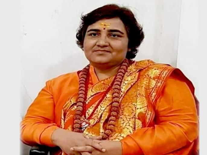 Suspicious letter sent to Sadhvi Pragya Singh from the khadki | साध्वी प्रज्ञासिंह यांना पाठविलेले संशयास्पद पत्र पुण्यातील खडकीतून..