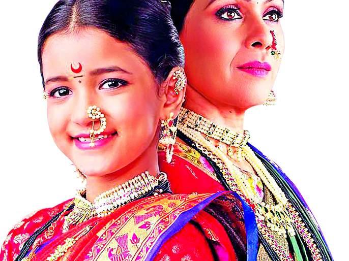 Who can sees and understand the actress 'panic in the serial ' by wearing production's belonging sari   मालिकांमधील प्रॉडक्शनची साडी चोळी अंगावर वागवताना अभिनेत्रींना होणारा त्रास कोणाला दिसतो?