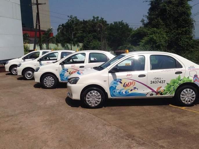'Goa Miles' taxi app now also services on interstate routes; | 'गोवा माइल्स' टॅक्सी अॅपचीआता आंतरराज्य मार्गांवरही सेवा