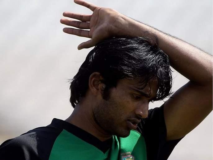 Bangladesh Shahadat Hossain suspended for five years for assaulting team-mate | सहकाऱ्याला मारणं पडलं महागात; बांगलादेशच्या खेळाडूवर पाच वर्षांची बंदी, अन्...