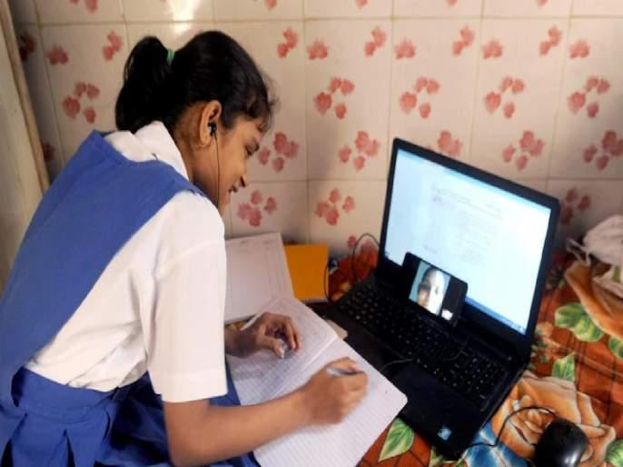 Impaired handwriting by online study; The writing speed of the students also took a break | ऑनलाइन अभ्यासाने बिघडले हस्ताक्षर;विद्यार्थ्यांच्या लिखाण गतीलाही लागला ब्रेक