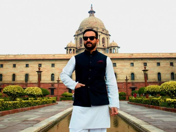 The shooting of 'Tandav' took place in Saif Ali Khan's Pataudi Palace, the actor told about this experience | सैफ अली खानच्या पतौडी पॅलेसमध्ये पार पडलं 'तांडव'चं शूटिंग, अभिनेत्यानं सांगितलं या अनुभवाबद्दल
