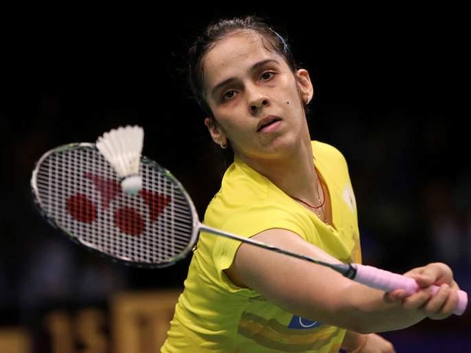 Saina defeats Salami again, beats Sameer too   सायना पुन्हा सलामीला पराभूत, समीरलाही धक्का