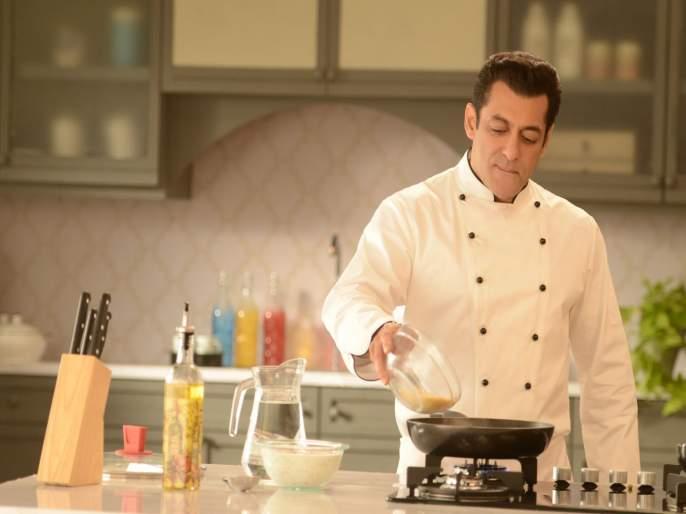Chef Salman Khan gives a 'Tedha tadka' to the new Bigg Boss season | Bigg Boss 13 Promo 2 : सिझनच्या दुसरा प्रोमोमध्ये शेफ बनला सलमान, किचनमध्ये लावणार मनोंरजनाचा तडका