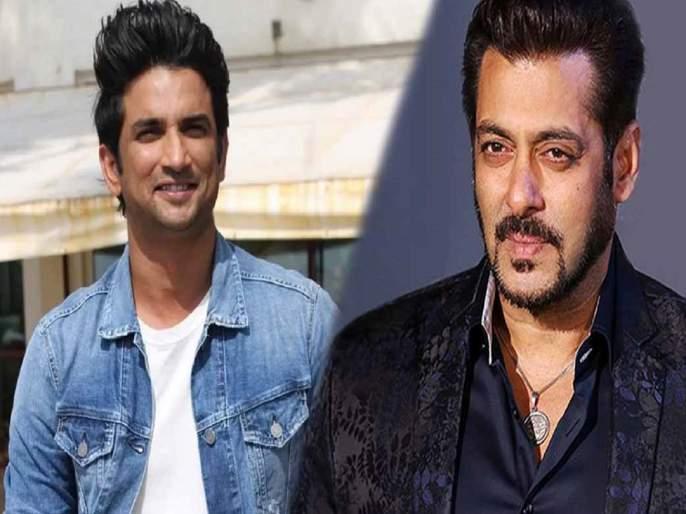 Salman Khan released in Sushant suicide case | सुशांत आत्महत्या प्रकरणात सलमान खानची सुटका, होणारनाहीचौकशी