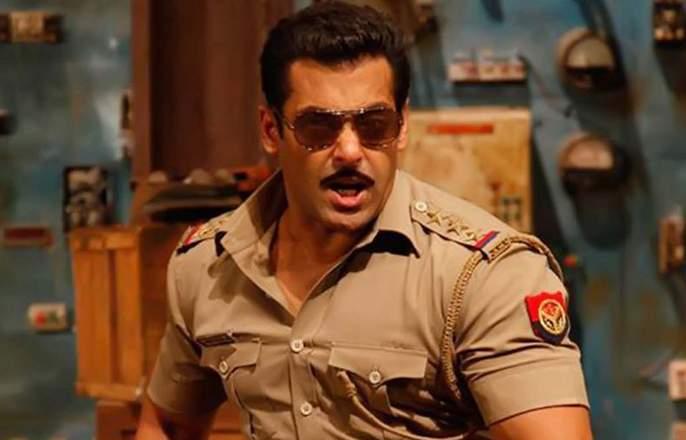 salman khan revealed that he was not first choice of dabangg | सलमान नाही तर हा अभिनेता साकारणार होता चुलबुल पांडे, असा बदलला निर्णय