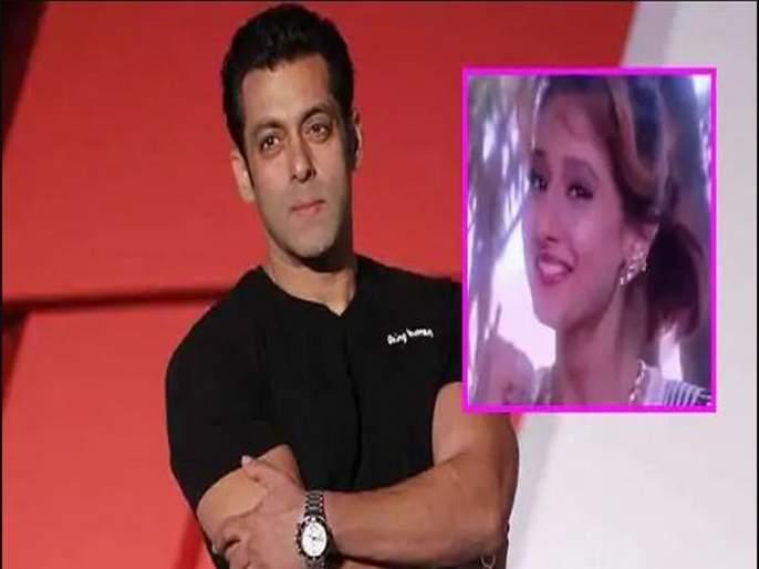 Salman khan veergati co star pooja dadwal Struggle for living | आर्थिक टंचाईमुळे सलमान खानच्या हिरोइनवर धुणं भांडी करण्याची वेळ, वाचा सविस्तर