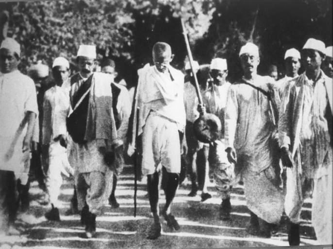 Mahatma Gandhi Death Anniversary: movements of Salt Satyagraha | Mahatma Gandhi Death Anniversary : प्रभावशाली चळवळींपैकी एक मिठाचा सत्याग्रह