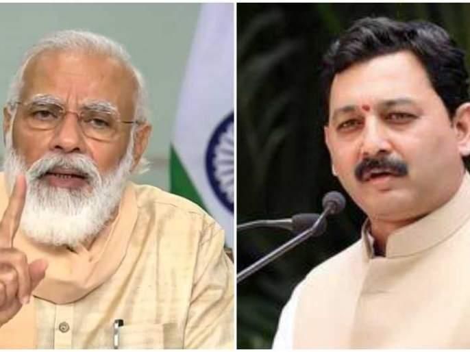 Mentioning Modiji's refusal to visit is just politics | मोदीजींनी भेट नाकारल्याचा उल्लेख म्हणजे केवळ राजकारण : संभाजीराजे