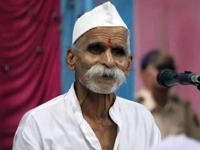 idol Of Ram in ayodhya mandir Should Have Mustache Says Sambhaji Bhide   अयोध्येतल्या राम मंदिरात मिशीवाली मूर्ती बसवा; संभाजी भिडे यांची मागणी