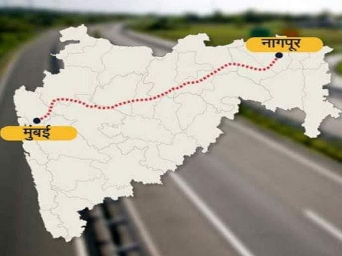 Amravati : Drought crisis on Samrudhi highway, how will water get in drought? | समृद्धी महामार्गाला दुष्काळाची झळ, दुष्काळात पाणी कसं मिळणार ?