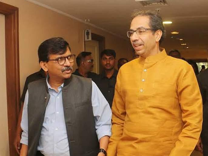 Breaking: Bjp will not form government; Speed up Shiv Sena's movements | शिवसेनेच्या हालचालींना वेग; 'राज्यपालांनी सत्तास्थापनेसाठी निमंत्रण द्यावे'
