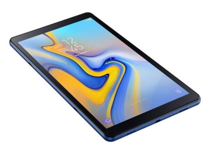 Samsung's Galaxy Tab A (2018) model announced | सॅमसंगच्या गॅलेक्सी टॅब ए (२०१८) मॉडेलची घोषणा