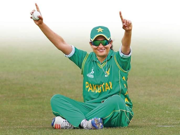 Pakistan cricket's real game changer -Sana Mir | सना मिर का ठरतेय पाकिस्तान क्रिकेट ची खरी गेम चेंजर ?