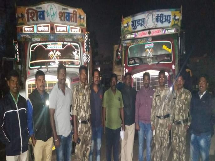Action on illegal sand business of Pune rural police | पुणे ग्रामीण पोलिसांचीबेकायदा वाळु व्यवसायावर मोठी कारवाई