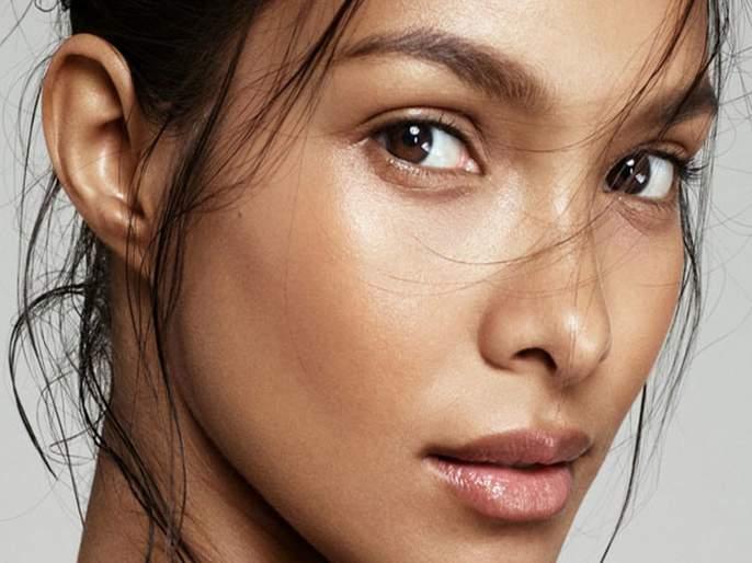 How to use sandalwood powder to get rid of dark circles with glowing skin | चंदन पावडरचा 'असा' वापर करून चेहऱ्याची रंगत वाढवा अन् डार्क सर्कलपासूनही मिळवा सुटका!