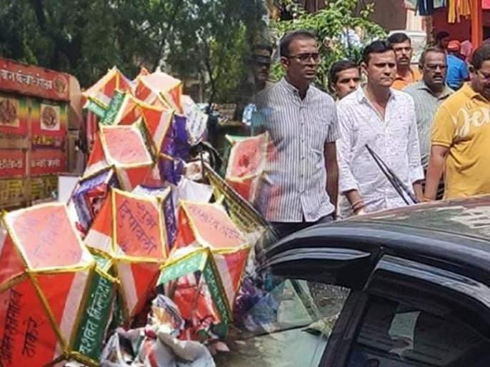 Sandeep Deshpande along with three others granted bail by court | संदीप देशपांडे यांच्यासह इतर तिघांना जामीन मंजूर