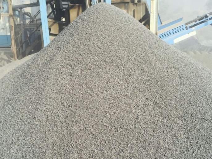Use of artificial sand to protect the environment | पर्यावरण रक्षणासाठी कृत्रिम वाळूचा वापर बंधनकारक